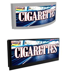 Cigarette Fixture Header