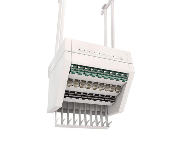 2' OPM - Overhead Cigarette Pack Merchandiser