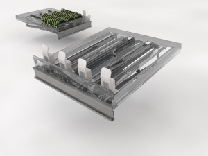 Smokeless Spring Tray