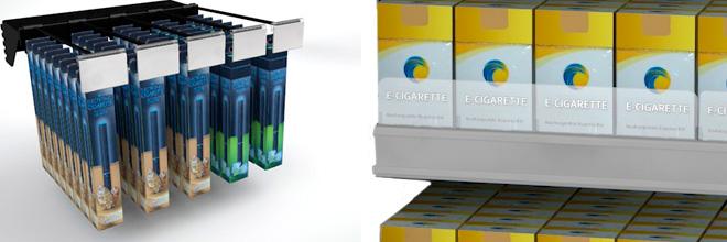 E-Cigarette Merchandising