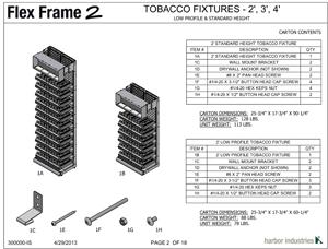 Flex Frame 2 Instructions
