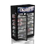 3 Foot Low Profile Cigarette Security Doors